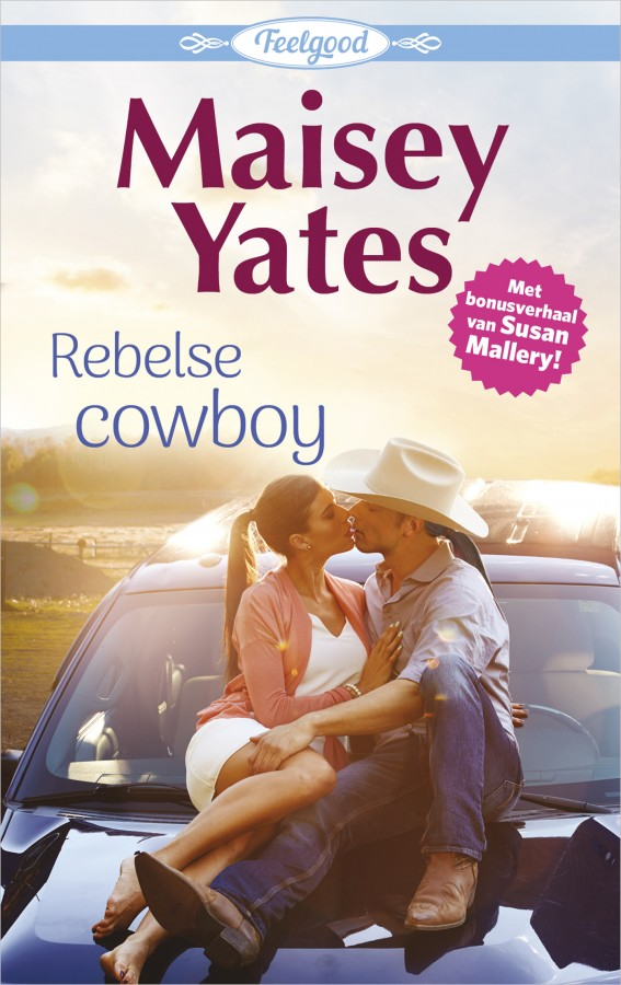 Rebelse cowboy , Verrassende thuiskomst (2-in-1)