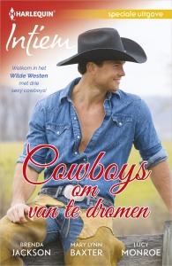 Cowboys om van te dromen (3-in-1)