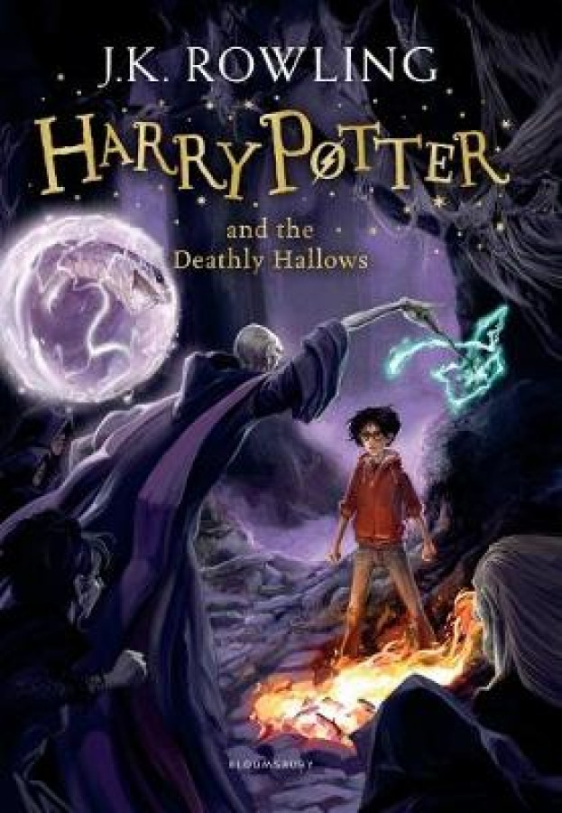 Harry potter (07): harry potter and the deadly hallows