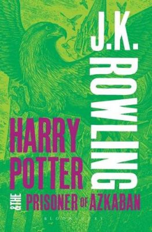 Harry potter 03: harry potter and the prisoner of azkaban (adult paperback)