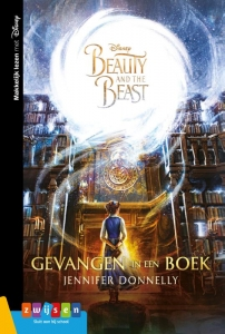 Beauty and the beast Gevangen in een boek
