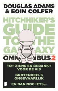 Hitchhiker's Guide to the Galaxy - omnibus 2