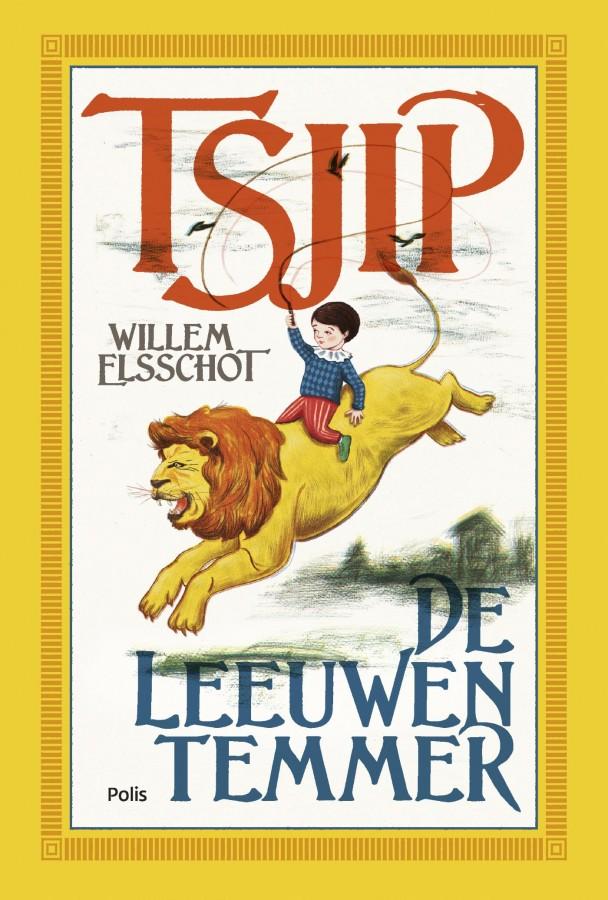 Tsjip/ De Leeuwentemmer (e-book)