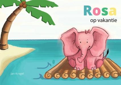 Rosa op vakantie