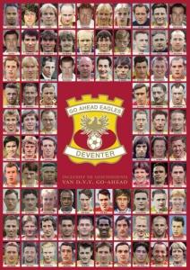 115 jaar Go Ahead Eagles
