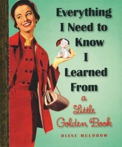 Alles wat ik weten wil heb ik uit een Gouden Boekje