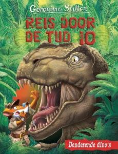 DENDERENDE DINO'S - REIS DOOR DE TIJD 10