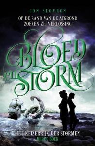 Het Keizerrijk der Stormen 3 - Bloed en Storm