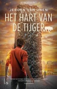 De Nachtuilen 3 - Het hart van de tijger