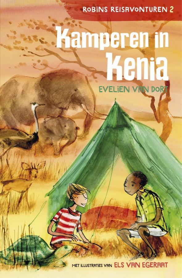 Kamperen in Kenia