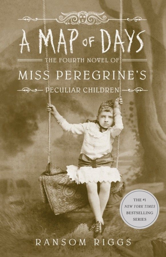 Miss peregrine's peculiar children Map of days