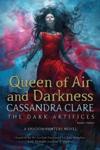 Dark artifices (3): queen of air and darkness