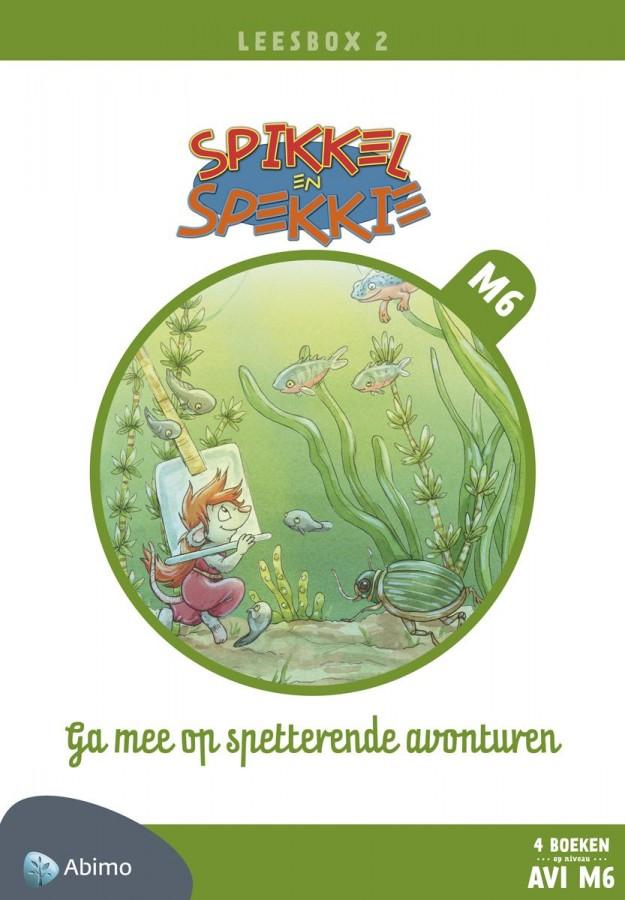 Spikkel en Spekkie Leesbox 2 - M6