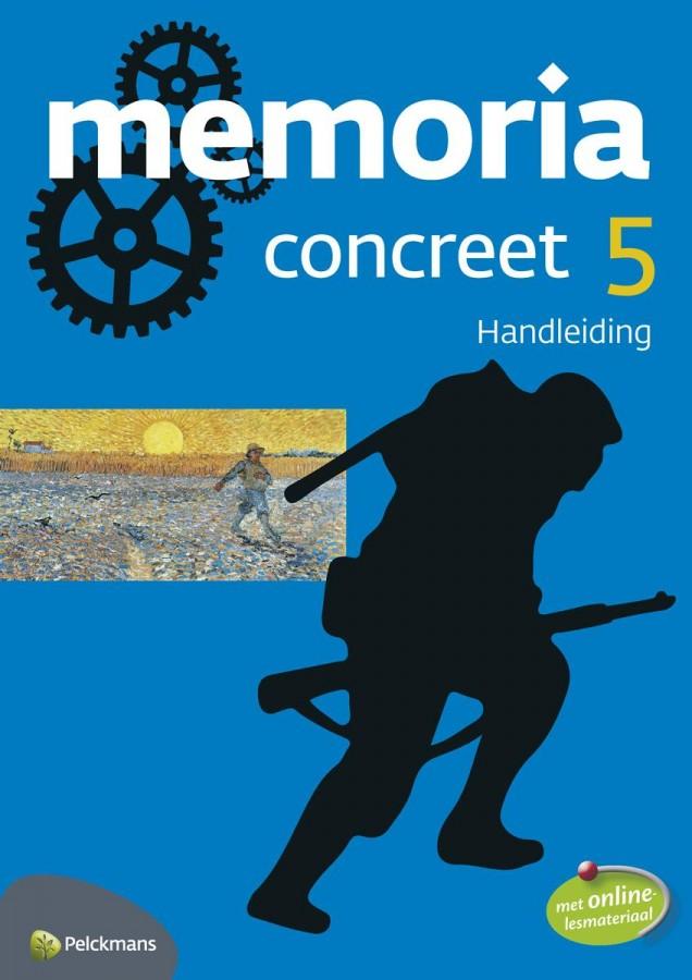 Memoria concreet 5 Handleiding