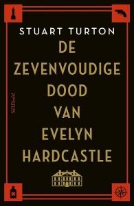 De zevenvoudige dood van Evelyn Hardcastle