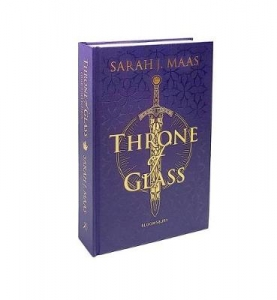 Throne of glass (01): throne of glass collector's edition