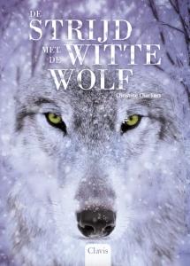 De strijd met de witte wolf cover