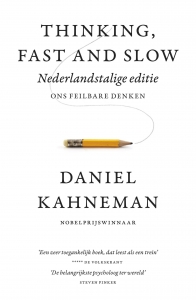 Thinking, fast and slow - Nederlandse editie