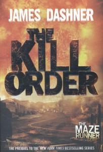 Maze runner (prequel 1): kill order