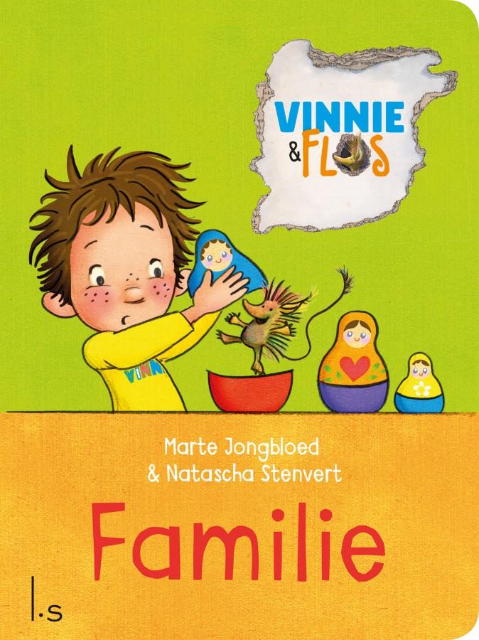 Vinnie & Flos - Familie