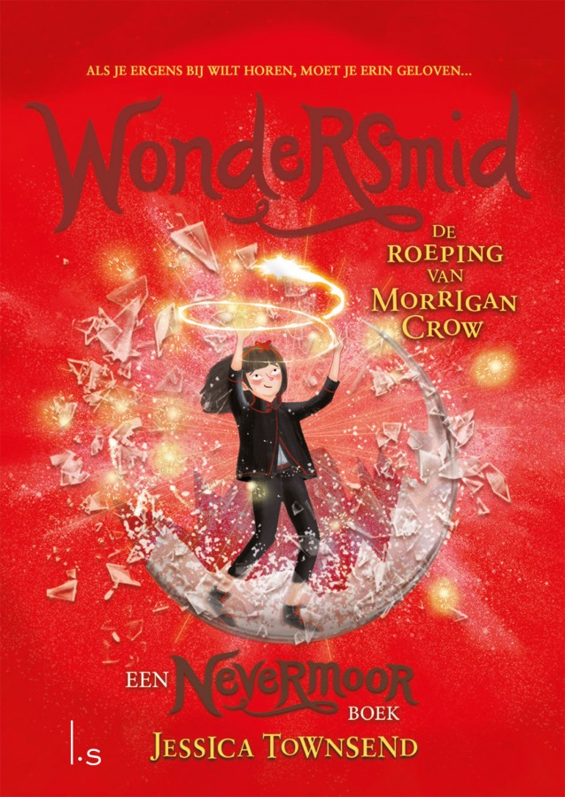 Nevermoor 2 - Morrigan Crow en de wondersmid