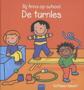 Bij Anna op school. De turnles