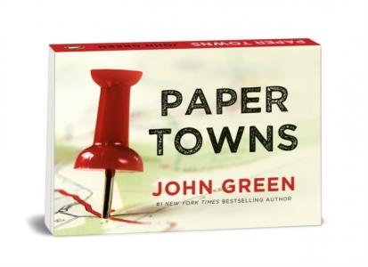 Paper towns mini (dwarsligger)