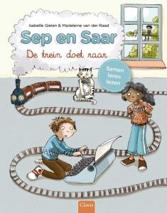 Sep en Saar. De trein doet raar