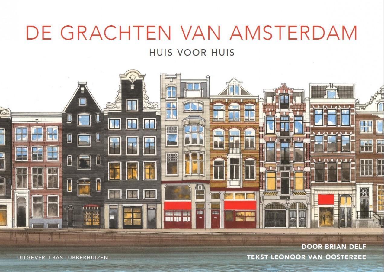 De grachten van Amsterdam - Huis voor huis