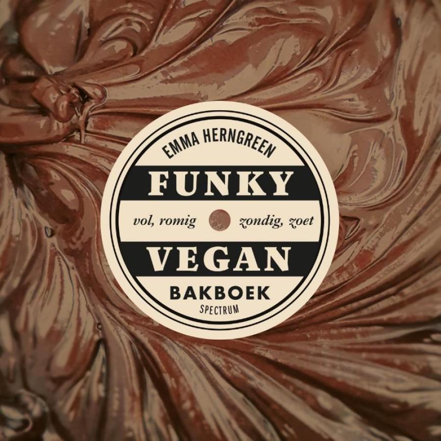 Funky Vegan Bakboek