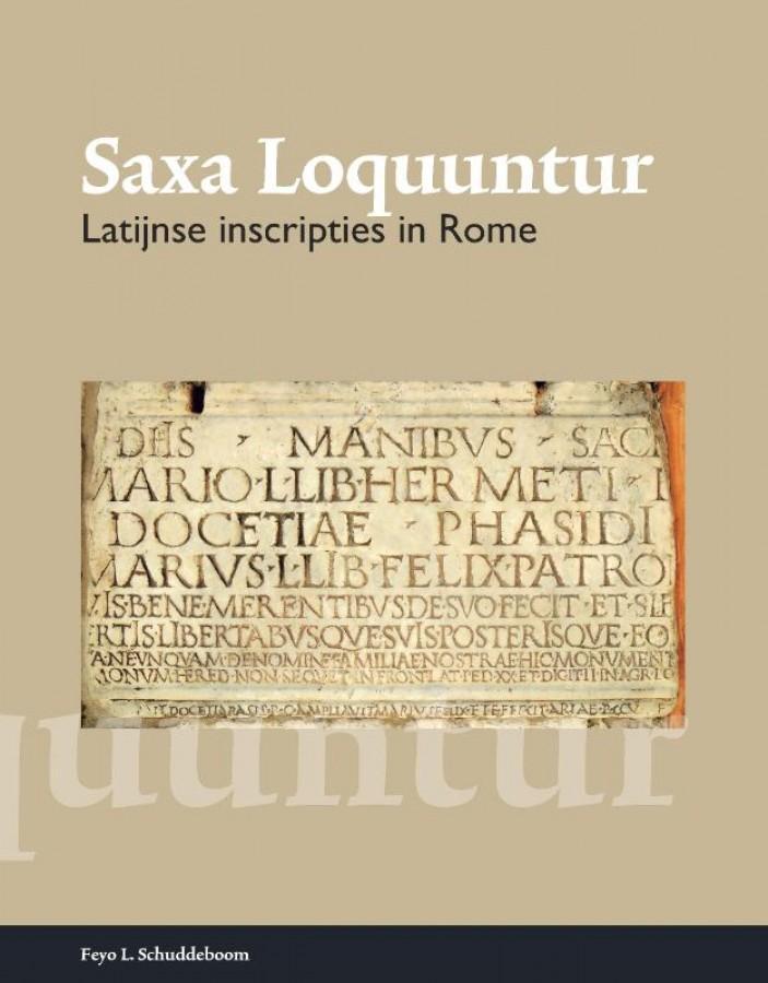 Saxa Loquuntur