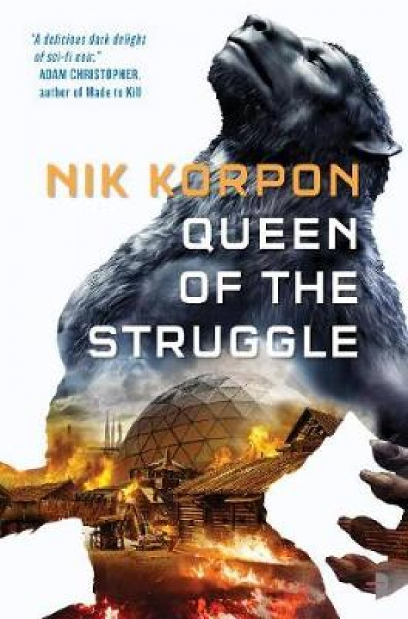 Queen of the struggle