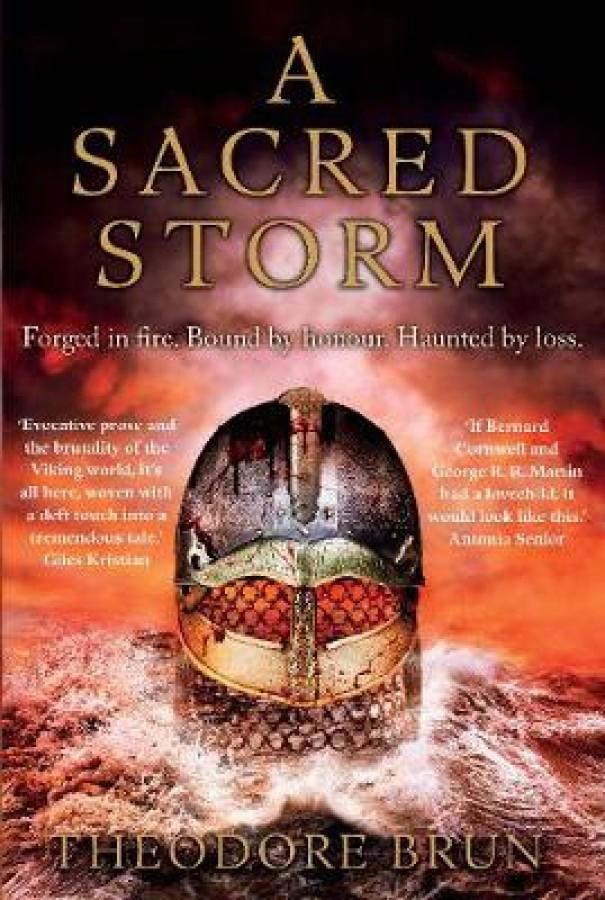 Wanderer chronicles Sacred storm