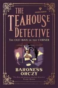 Teahouse detective: old man in the corner