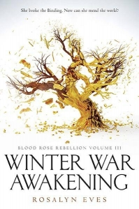 Blood rose rebellion (03): winter war is awakening