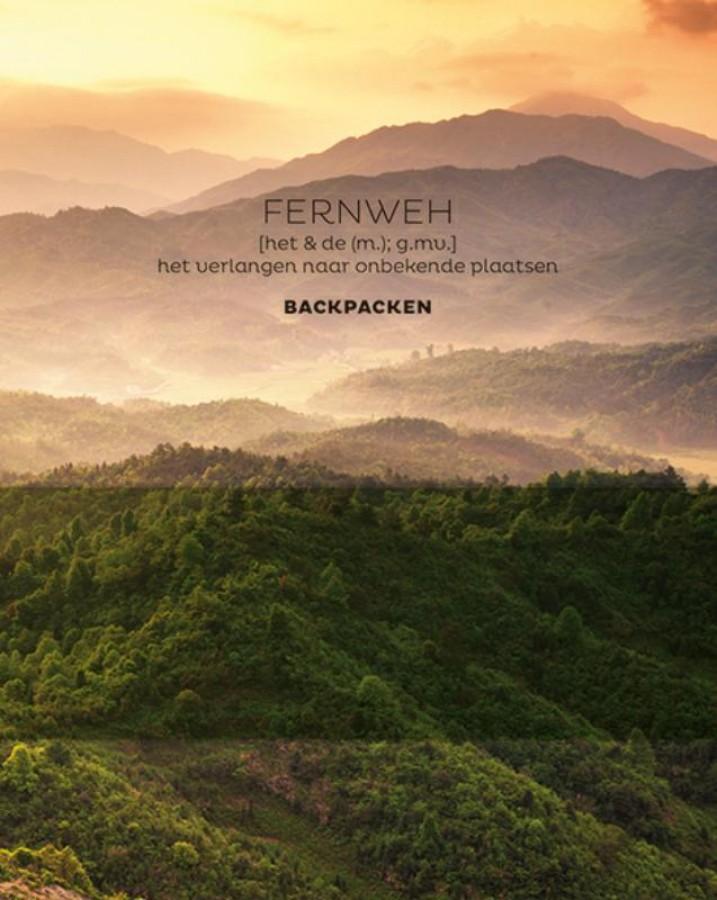 Fernweh Backpacken