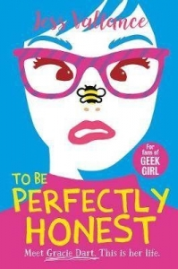 Gracie dart (02): to be perfectly honest