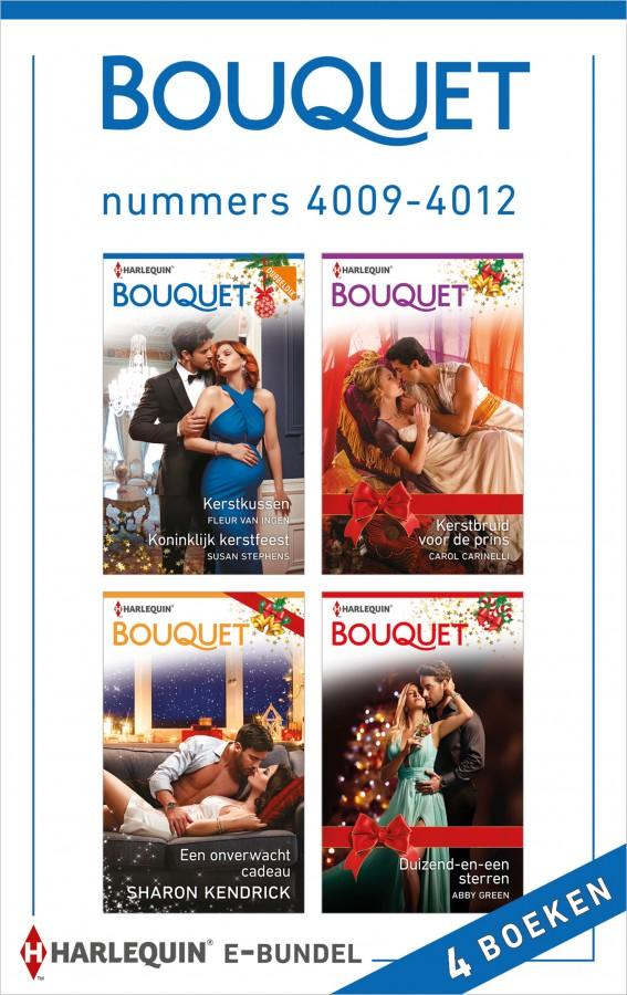 Bouquet e-bundel nummers 4009 - 4012