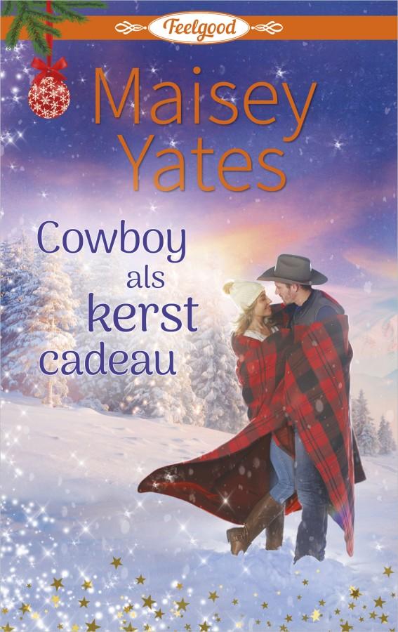 Cowboy als kerstcadeau