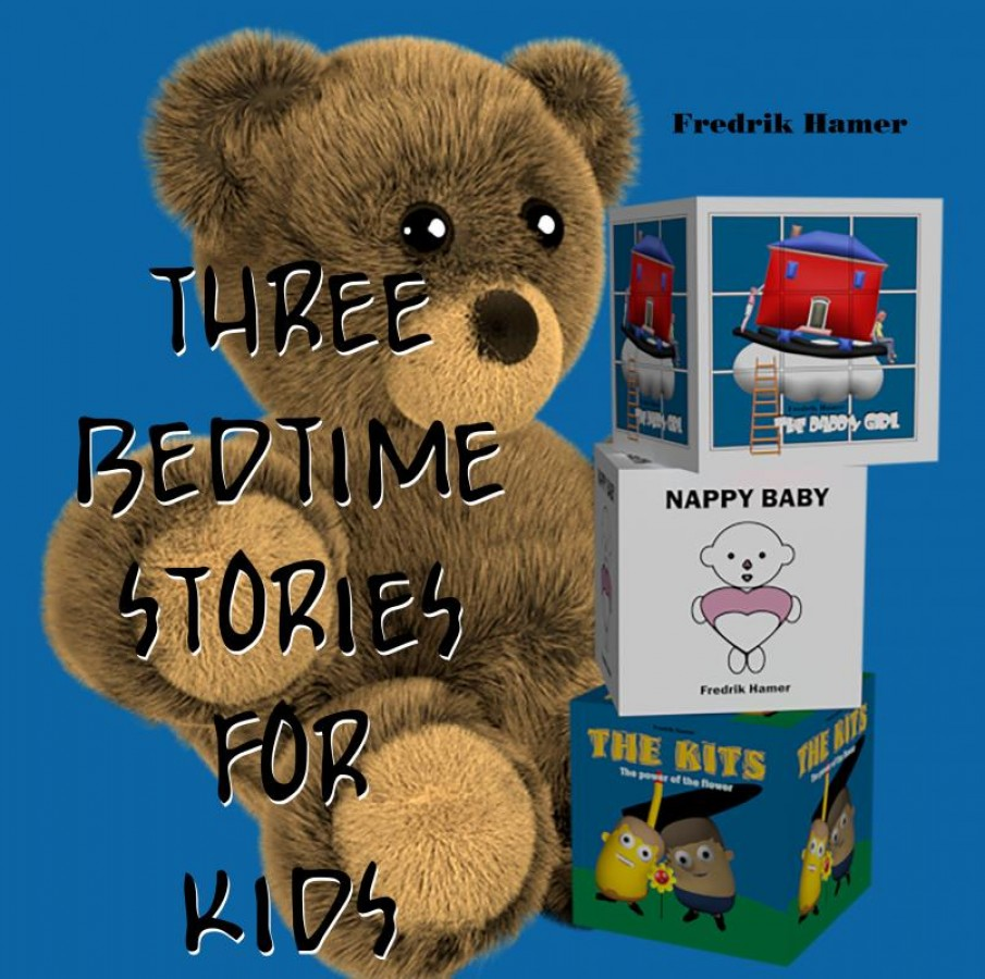 Three Bedtime Stories for Kids