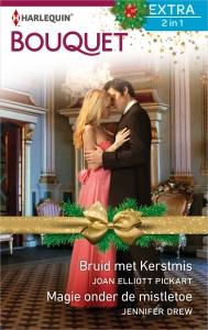 Bruid met Kerstmis ; Magie onder de mistletoe