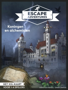 Escape room adventures 1