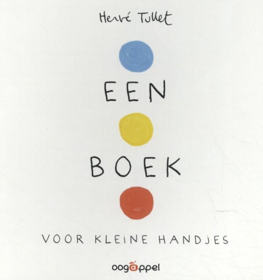 Een boek voor kleine handjes