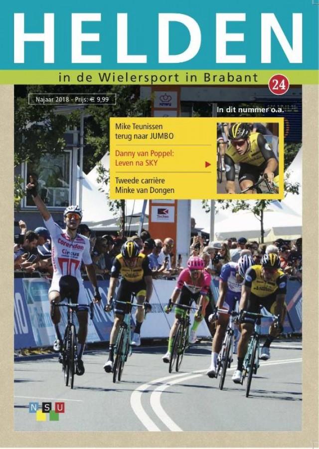 Helden in de wielersport in Brabant # 24