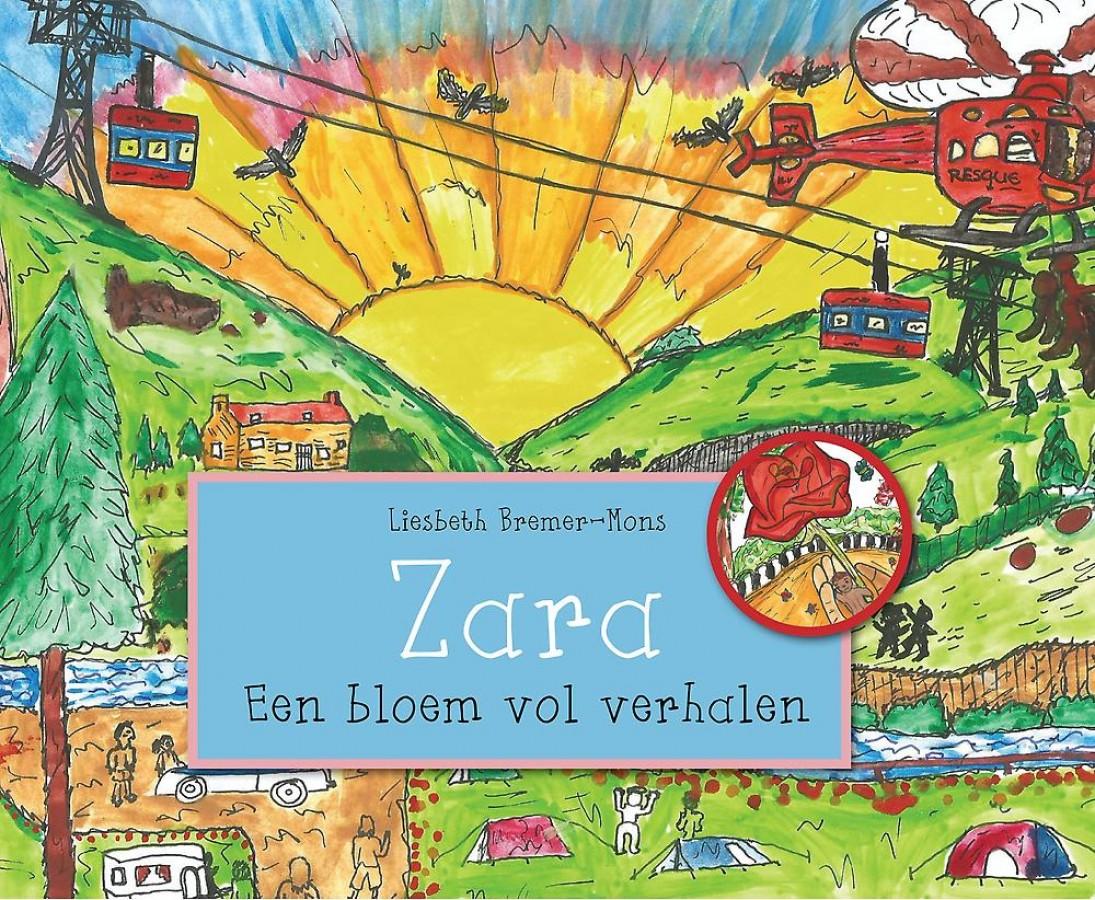 Zara een bloem vol verhalen