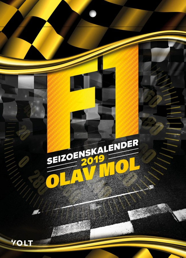 F1 Seizoenkalender 2019