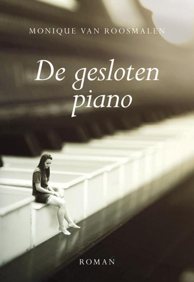 De gesloten piano