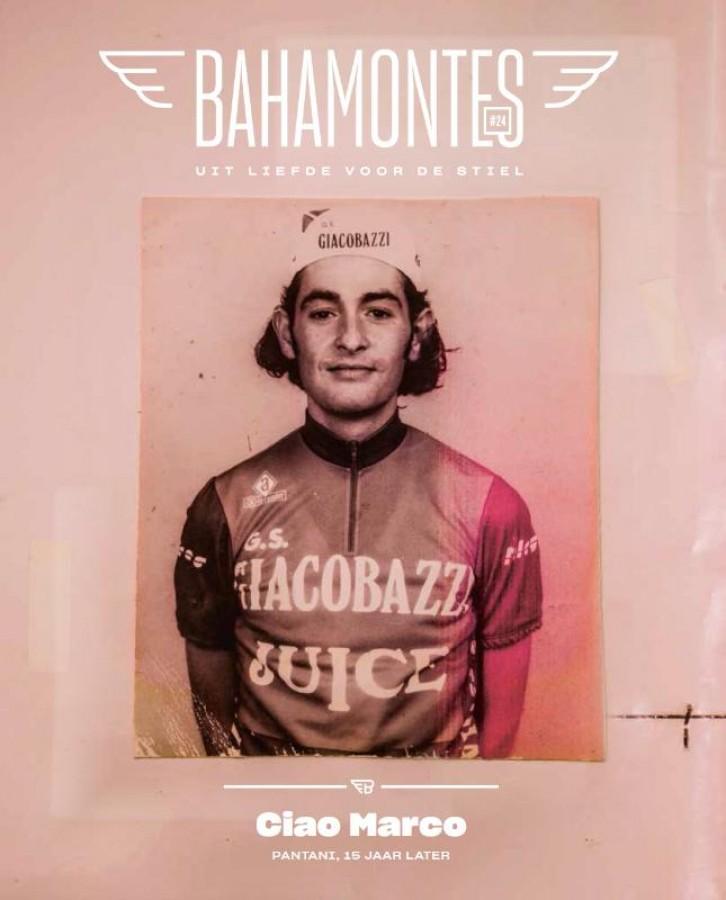 Bahamontes 24 Ciao Marco