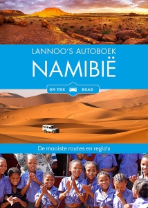 Lannoo's Autoboek - Namibië on the road
