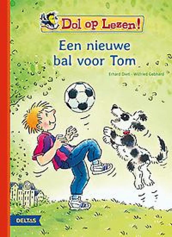 Dol op lezen! Een nieuwe bal voor Tom